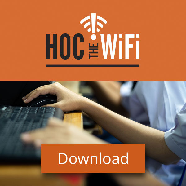 Download HOC the WiFi letter for your school principal
